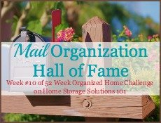 mail organization hall of fame