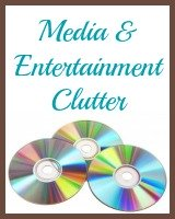 media and entertainment clutter
