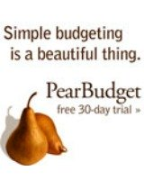 Pear Budget 30 day free trial