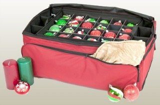 Click to buy Christmas ornament organizer tray