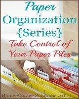 Paper Organization {Series}