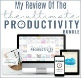 My review of the Ultimate Productivity Bundle