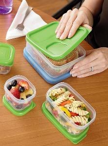 rubbermaid lunch blox sandwich kit