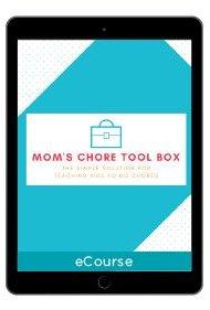 Mom's Chore Tool Box