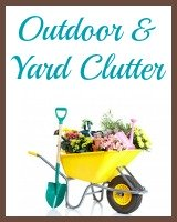 yard clutter