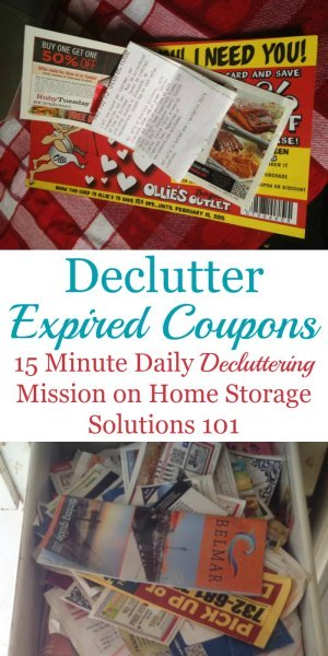 Declutter coupon code