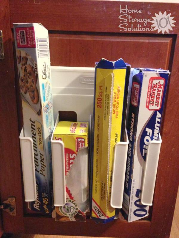 Storage Boxes Organizer For Kitchen Cabinets