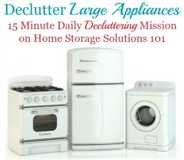 Large Appliance Disposal