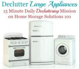 Large Appliance Disposal