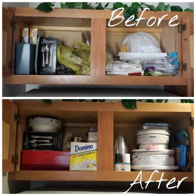 Are You Ready To Get Rid Of The Clutter In Your Kitchen Cabinets Now?