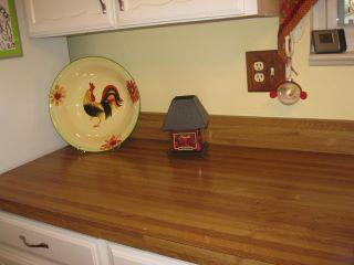 After - tip out sponge holder, plus dish soap dispenser installed