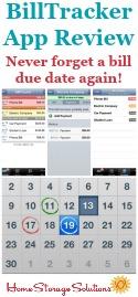 BillTracker App Review
