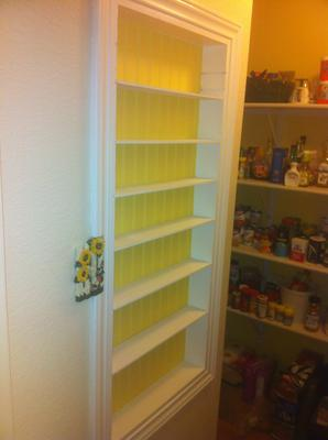 How To Build A Corner Pantry