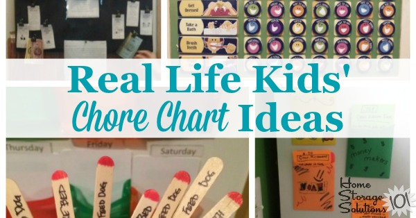 Create Kids C Chart To Get Whole Family Involved In Household Cs