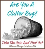 Are You A Clutter Bug? Take The Quiz And Find Out