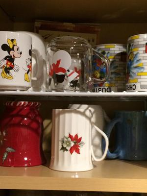 Incroyable Now I Have Less Mugs U0026 Maximized My Storage With An Extender Shelf