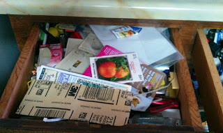 Before - 2nd drawer