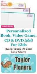 Custom Bookplates & Book Labels