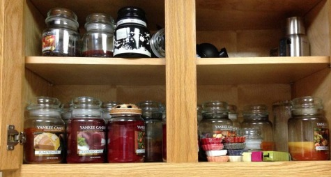 Candle Cabinet