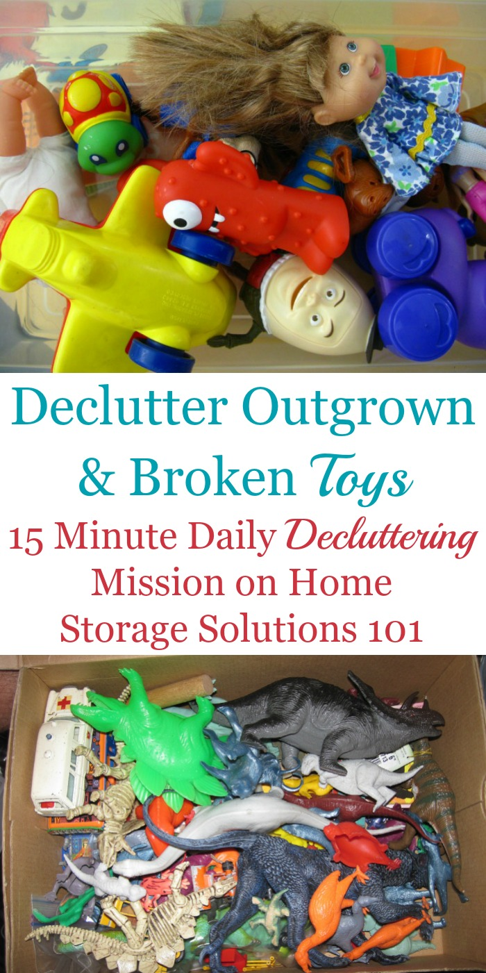 Toys That Start With A : How to declutter toys start with easiest first
