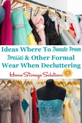 Where To Donate Prom Dresses