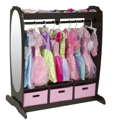 Guidecraft Dress Up Storage Center