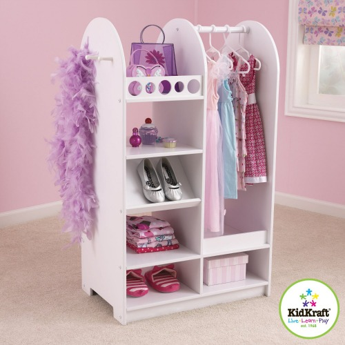 KidKraft dress up organizer