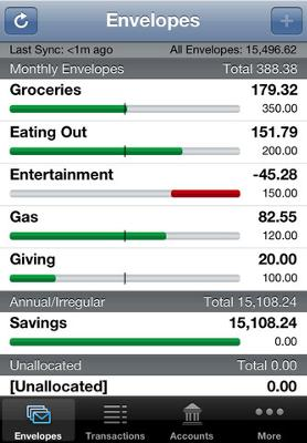 an hss101 reader shared an app she loves the easy envelope budget aid eeba app
