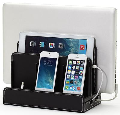 Charging station organizer ideas for phones other for Best home office electronics