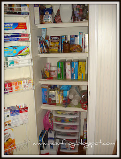Pantry - after (view 2)