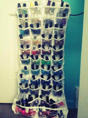 Nail Polish Storage Ideas Organization Solutions