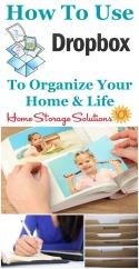 Use Dropbox To Help You Organize