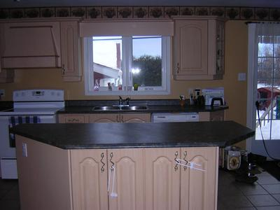 My super clean kitchen #2 cause it doesn't fit in one picture