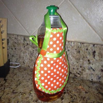 Dish Soap Apron Or Dress Cute Way To Brighten Up Your