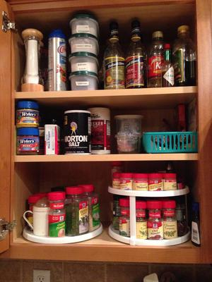 Organizing Your Spices: Ideas & Solutions