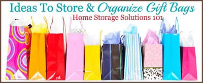 Marvelous Home Storage Solutions 101