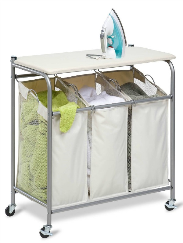 Ironing Board Storage Ideas Amp Organizing Solutions For