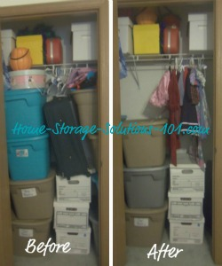 Closet Organization kids' closet organization hall of fame: before and after pictures