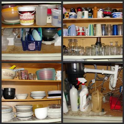 Storage Solutions For Deep Kitchen Cabinets