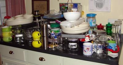 Stuff I got rid of!