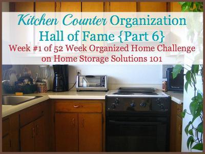 Kitchen counter organization hall of fame part 6 before after kitchen counter organization hall of fame part 6 workwithnaturefo