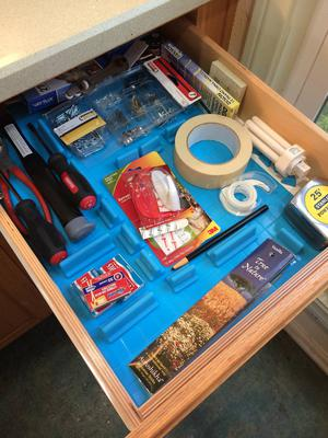 How To Organize Drawers