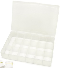 floss organizer box