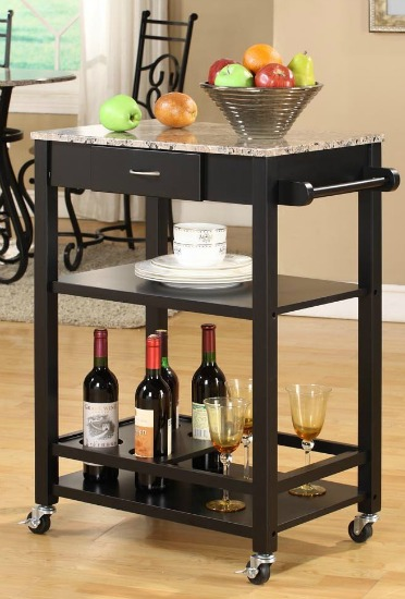 A Bar Cart Can Provide More Moveable Alcohol Storage & Liquor Storage Ideas u0026 Solutions