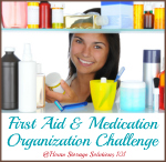 First Aid and Medical Organizer Center