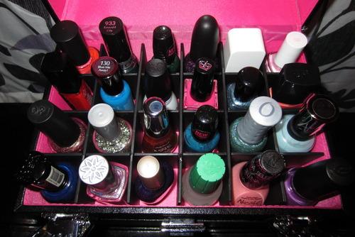 nail polish storage case