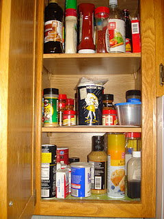 Organizing Kitchen Cabinets And Drawers Hall Of Fame: Before And ...
