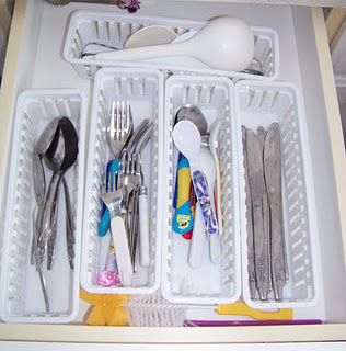 Ideas To Organize Kitchen Cabinets And Drawers Plus Before And ...