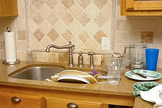 Before - kitchen sink
