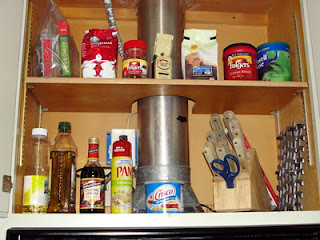 Organizing My Pantry, Spices And Food Storage Areas